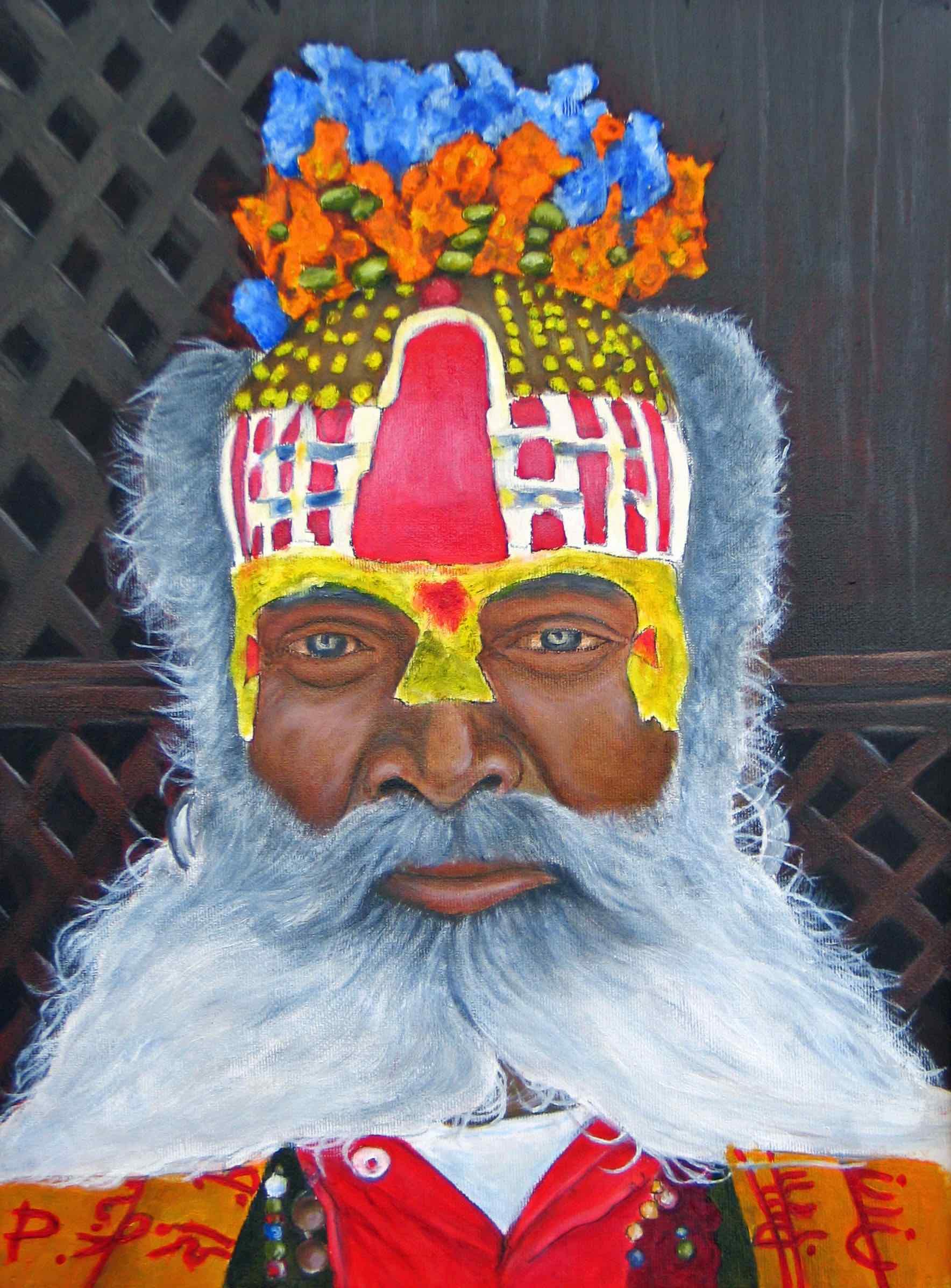 Hindu Fakir, Kathmandu (II)