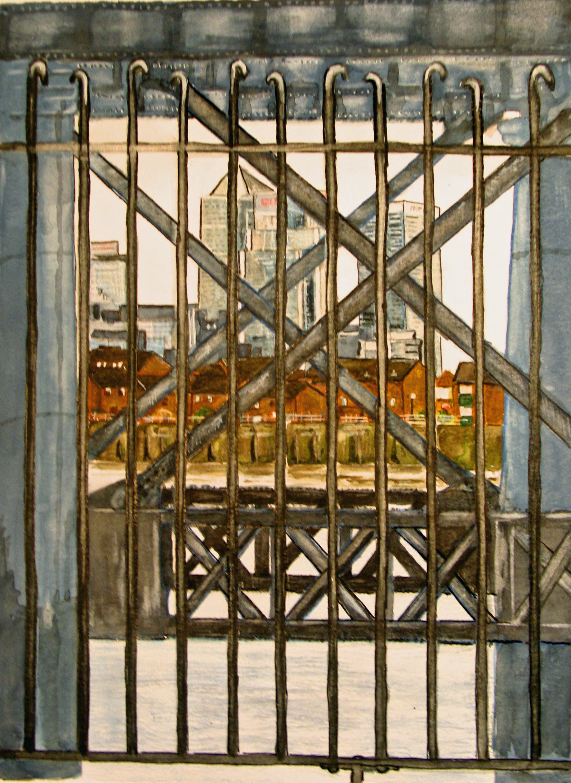 Canary Wharf (Thames Path series)