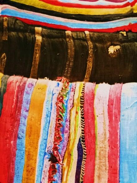Mule Blankets & Saddles (I)