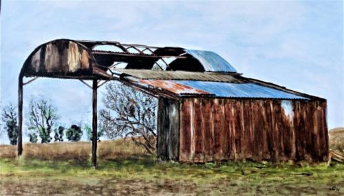 """""""Old Barn"""""""