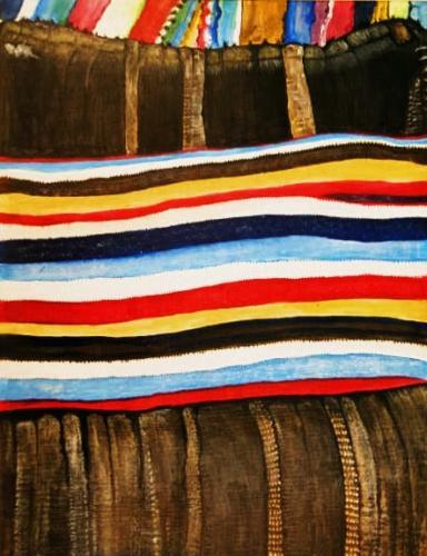 Mule Blankets