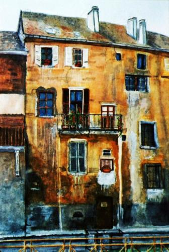 """""""House in Annecy, Haute Savoire"""""""