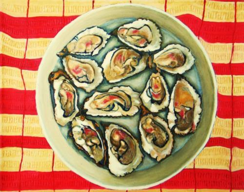 A Dozen Oysters